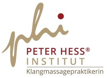 Peter Hess® Klangmassagepraktikerin